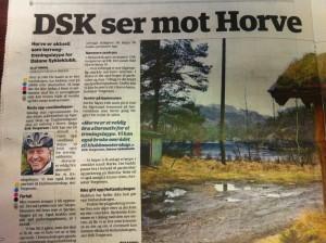 DSK Horve 2013